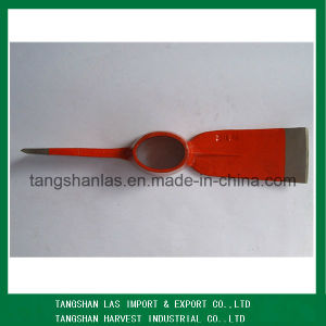 Good Quality Rolling Forged Rail Steel Pick Head and Mattock pictures & photos