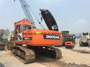 Used Doosan Digger Doosan Excavator Dh220LC-7 pictures & photos