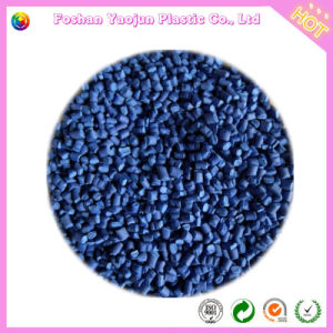 Navy Masterbatch with LDPE Granues pictures & photos