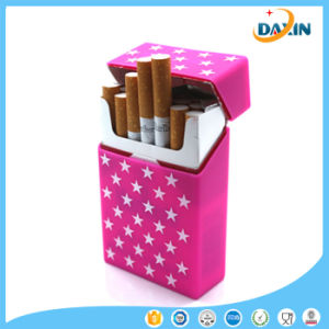 Hot Sell Silicone Cigarette Case Pack 20PCS Silicone Tobacco Pouch pictures & photos