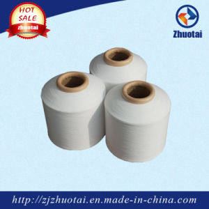 High Quality Polyester Air Covered Yarn 40150/48 pictures & photos
