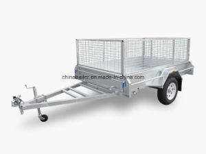 8X5 Fully Welded Box Trailers pictures & photos