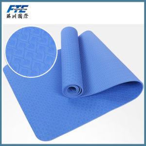 Wholesale Yoga Mat Cheap Gym Mats pictures & photos