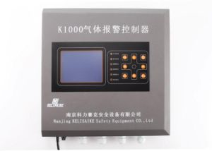Concentration Multi Channels Toxic and Combustible Gas Alarm Control Panel pictures & photos