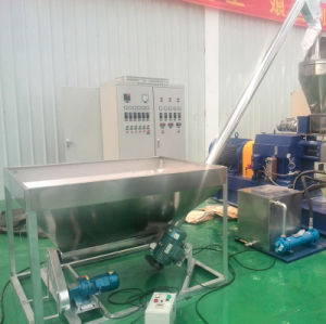 Talc Filler Msterbatch Making Machine pictures & photos