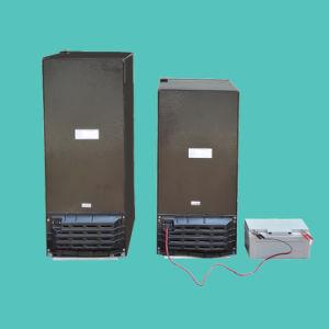 Purswave 108L DC12V24V Solar Refrigerator Vehicle Fridge Double Door Freezing & Cooling pictures & photos