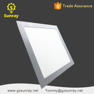 Zhongshan Factory Standard Sizes UL Square LED Panel Light pictures & photos