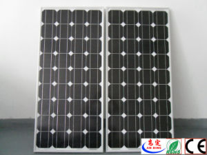 200W Monocrystalline Silicon Sunpower Solar Panel Suit for Solar Street Light pictures & photos