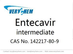 Entecavir Pharmaceutical Intermediate CAS No. 142217-80-9 Factory pictures & photos