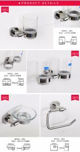 Modern Design Stainless Steel 304 Bathroom Hardware Bathroom Accessory pictures & photos