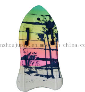 Custom Print EPS Floating Surf Board Surfboard with Handle pictures & photos