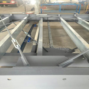 High Standard Quality Steel Structure Fabrication with Low Cost pictures & photos