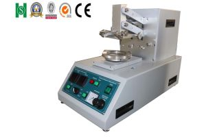 Iultcs Leather Rub Fastness Testing Machine pictures & photos