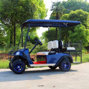 Customized 4 Passenger Electric Golf Cart for Golf Course pictures & photos