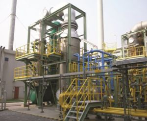 Catalytic Thermal Oxidizer on EPC