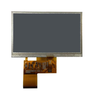 4.3 Inch 480X272 Resolution Customizable TFT LCD Module Touch Screen LCD Screen with Touch Panel pictures & photos