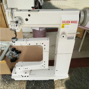 Transformable Normalcurved High-Postbed 360 Degrees Sewing Machine pictures & photos