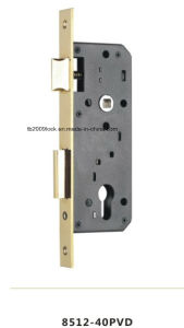 Stainless Steel Mortise Door Lock/Lock Body/Lock (8512-40PVD) pictures & photos