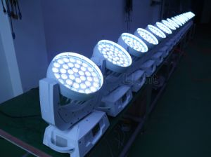 36PCS 10W Zoom LED Moving Head Light pictures & photos