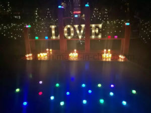 Home Decoration Heart LED Holiday Marquee Christmas Light pictures & photos