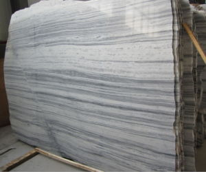 Cloudy Grey Marble Slabs Grey Marble Tiles pictures & photos