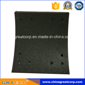 Auto Truck Parts Brake Lining with Holes 4515 pictures & photos