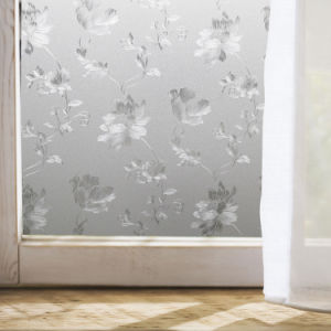 Static Cling Window Film Refraction Series-Z005 pictures & photos