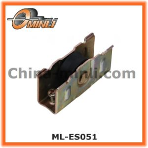 Punching Bracket Pulley with Single Roller (ML-ES051) pictures & photos