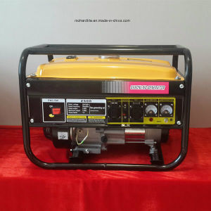 Hahamaster Gasoline Generator 2300W (HH2500) with Hahamaster Gasoline Engine pictures & photos