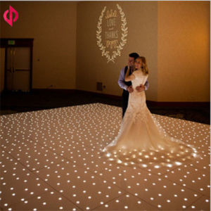 RGB 3in1 Full Color LED Star Dance Floor Light for Weeding Party pictures & photos