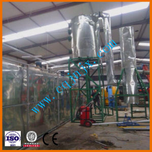 Waste Oil Recycling Distillation Machine, Waste Oil Solution, Used Oil Separator Machine pictures & photos