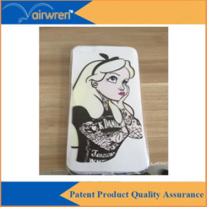 Digital UV Flatbed Phone Case Printer with White UV Ink pictures & photos