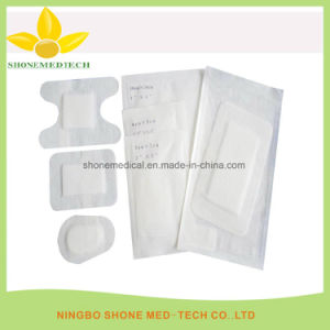 PU Adhesive Dressing pictures & photos