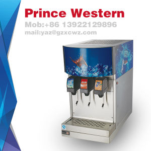 Commercial Restaurant Soda Carbonated Cola Drink Dispenser Made in China with Good Price pictures & photos