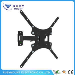 400-400 Swivel Articulating Arm TV Wall Mount Bracket pictures & photos
