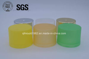Gold Plating Plastic Lid for Spraying Cans pictures & photos