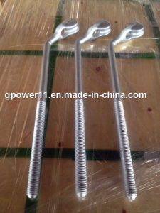 Forged Angle Eye Bolt Thimble Eye Bolt and Pole Fitting pictures & photos