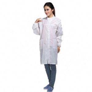 ESD Antistatic Smock for Cleanroom pictures & photos