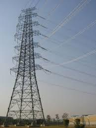 110kv Combination Steel Tower for Overseas pictures & photos