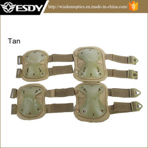 Tactical Military Outdoor Sport Hunting Knee & Elbow Protective Pads pictures & photos