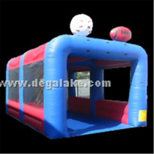 Funny Inflatable Football Tent for Sports pictures & photos
