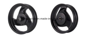 3-Leaf YAMAHA Steel Wheel for Motorcycle with Pedals pictures & photos