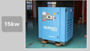 15kw 20HP Electric Rotary Screw Air Compressor pictures & photos