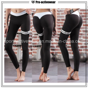 OEM Free Sample Custom Sports Wearfitness Gym Women Yoga Legging pictures & photos