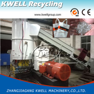 PE/PP/PS/ABS Regrind Plastic Recycling Granules Pelletizing Machine pictures & photos
