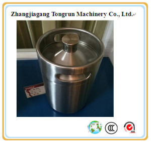 All Types Stainless Steel 1L 2L 3L Mini Beer Kegs pictures & photos