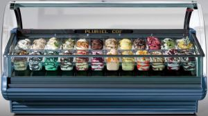 Display Glass Case/ Hard Ice Cream Display pictures & photos