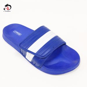 New Style and Comfortable Slipper with Magic Velcro pictures & photos