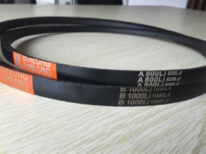 Rubber Belt, Classical V Belt, Transmission Belts with ISO9001: 2000 pictures & photos