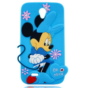 Customize 3D Cute Cartoon Cell Phone Case pictures & photos